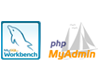 Full management of your SQL databases through our phpMyAdmin web interface.